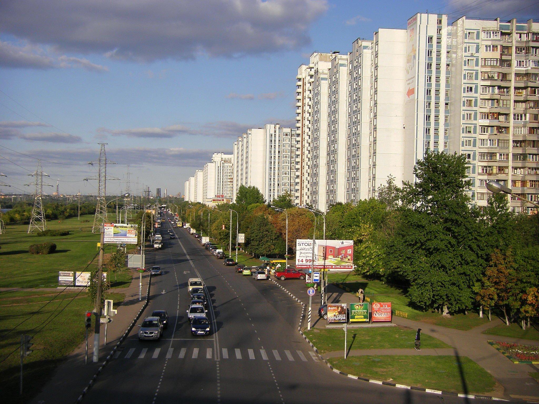 фото района москворечье фотографии
