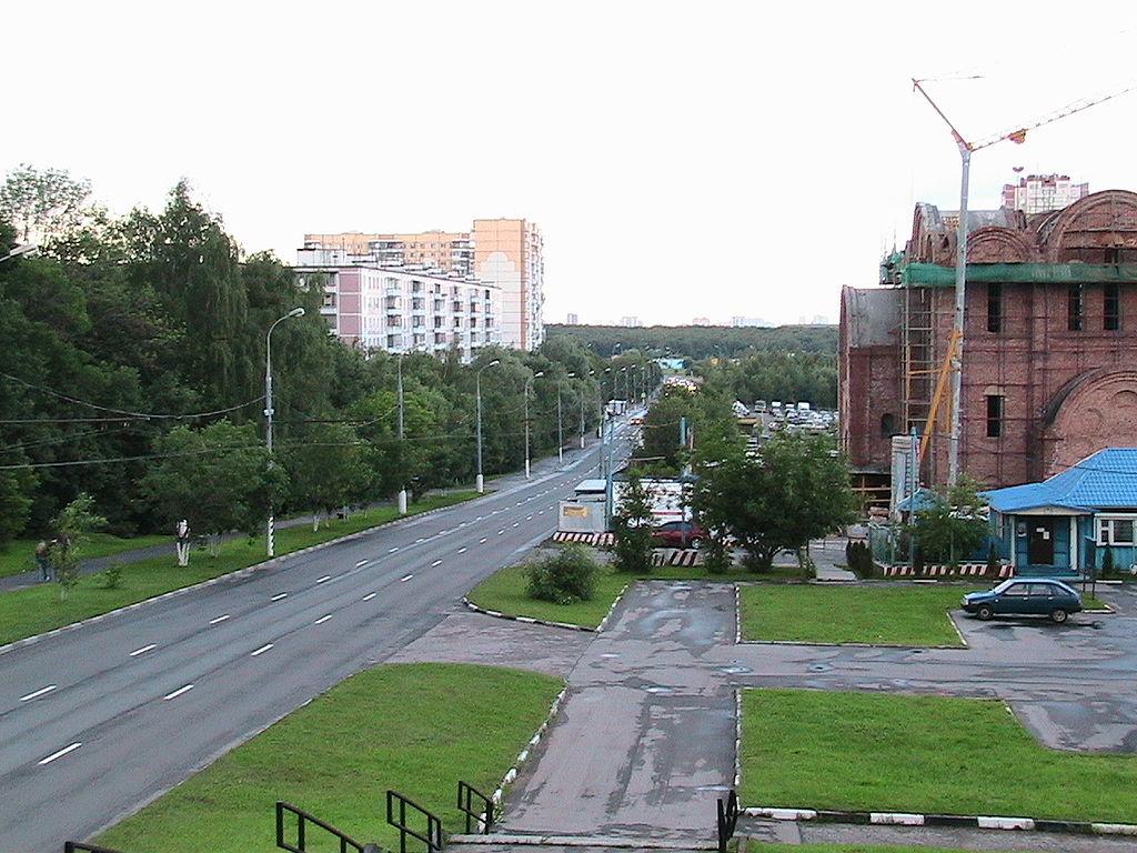 улица айвазовского какой это район